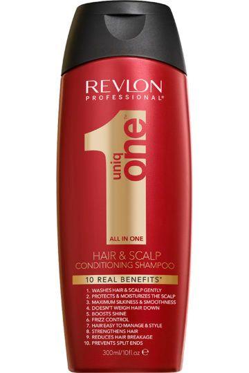 Shampoing 10-en-1 cheveux et cuir chevelu Uniq One
