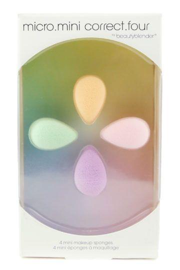 Eponges à maquillage Micro Mini Four