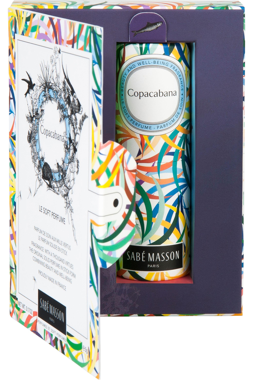 Blissim : Sabé Masson - Parfum solide Huile de Tiaré Copacabana - Parfum solide Huile de Tiaré Copacabana