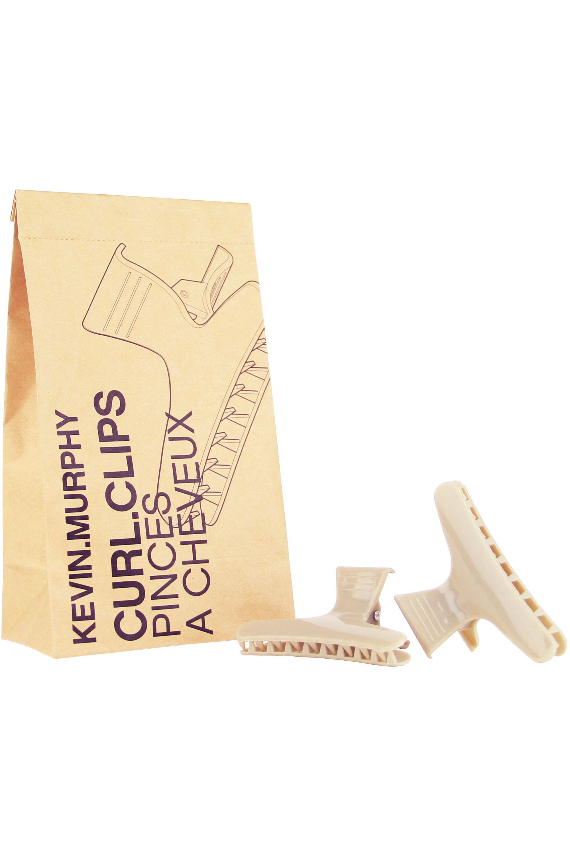 Blissim : KEVIN.MURPHY - Kit de 8 pinces à cheveux CURL.CLIPS - Kit de 8 pinces à cheveux CURL.CLIPS