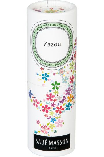 Parfum solide Beurre de Karité Zazou