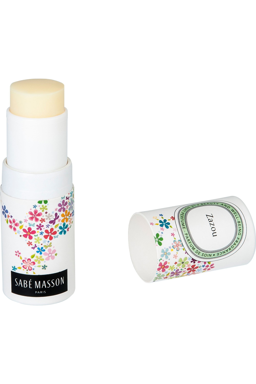 Blissim : Sabé Masson - Parfum solide Beurre de Karité Zazou - Parfum solide Beurre de Karité Zazou