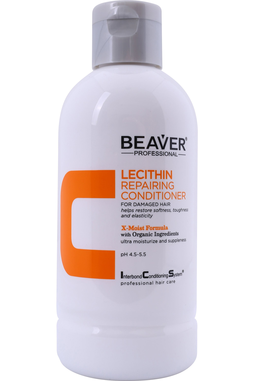 Blissim : Beaver Professional - Après-shampoing réparateur Lecithin - Après-shampoing réparateur Lecithin