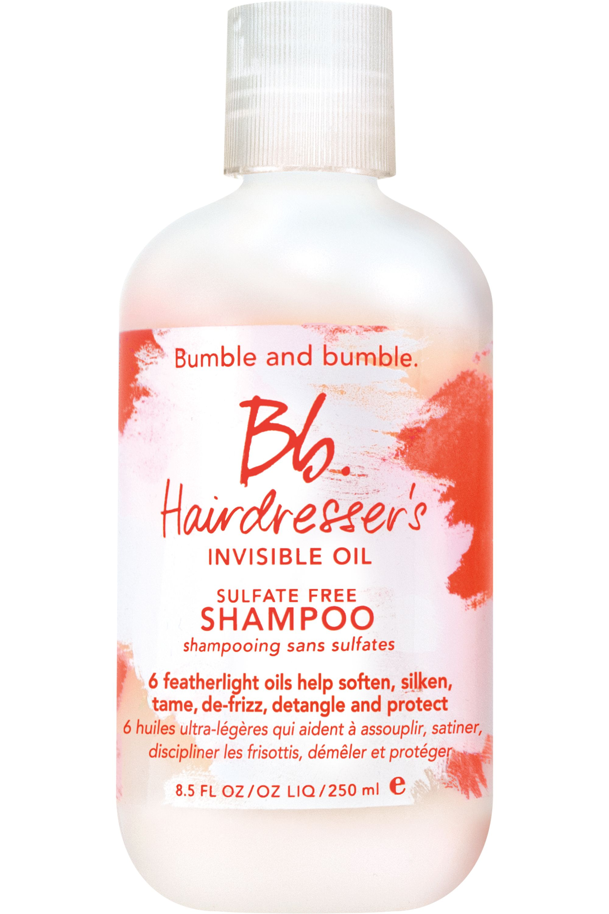 Blissim : Bumble and bumble. - Shampoing cheveux secs et cassants Hairdresser's Invisible Oil - Shampoing cheveux secs et cassants Hairdresser's Invisible Oil
