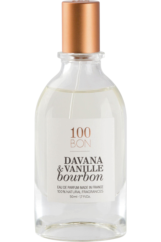 Blissim : 100bon - Davana et Vanille Bourbon 50 ml - Davana et Vanille Bourbon 50 ml