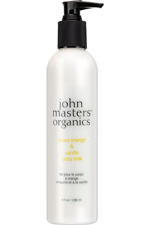 Blissim : John Masters Organics - Lait Corps Vanille Bourbon & Orange Sanguine - Lait Corps Vanille Bourbon & Orange Sanguine