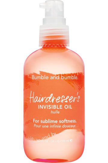 Huile sublimatrice cheveux Hairdresser's Invisible Oil