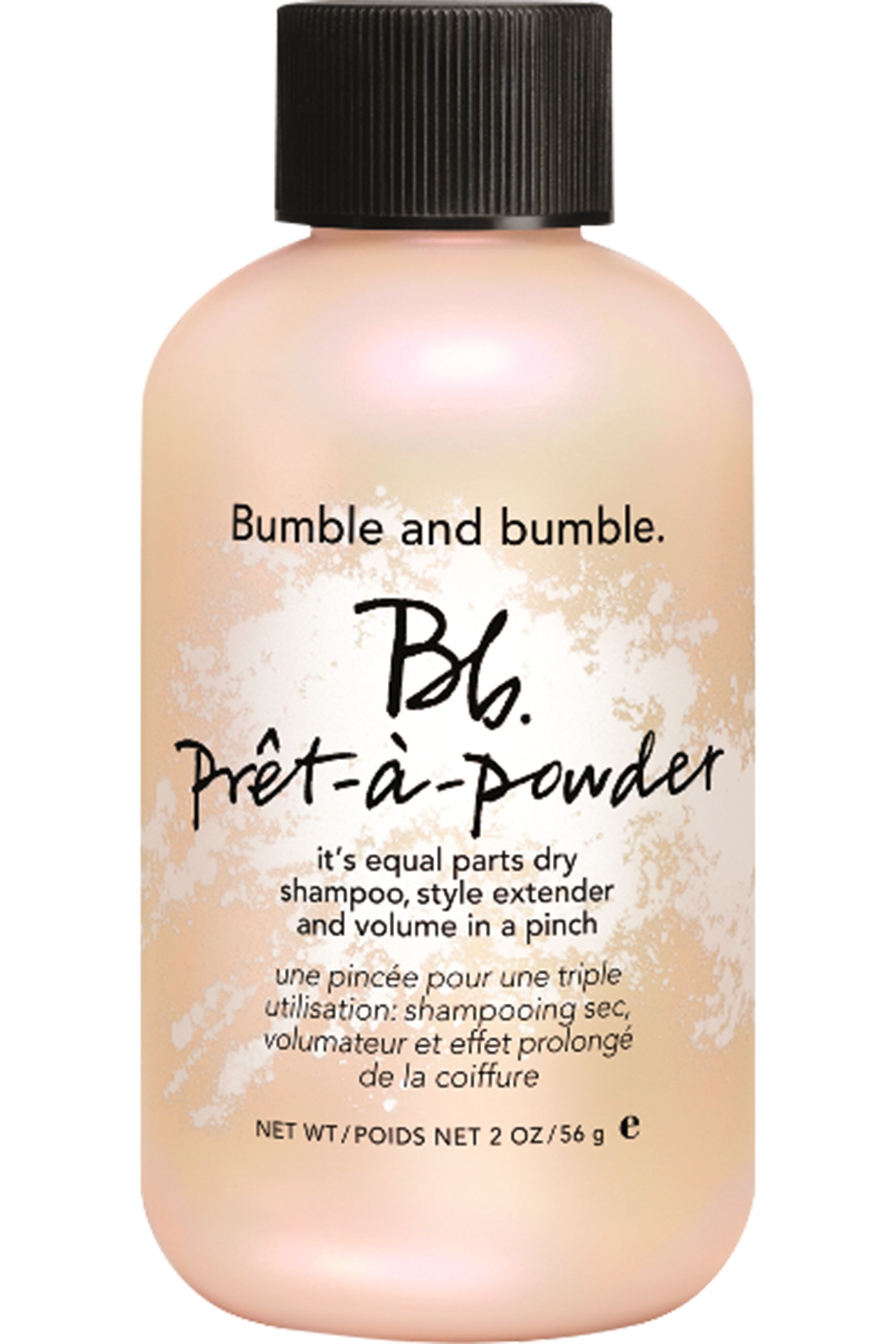 Blissim : Bumble and bumble. - Shampoing sec volumateur Pret-à-Powder - Shampoing sec volumateur Pret-à-Powder