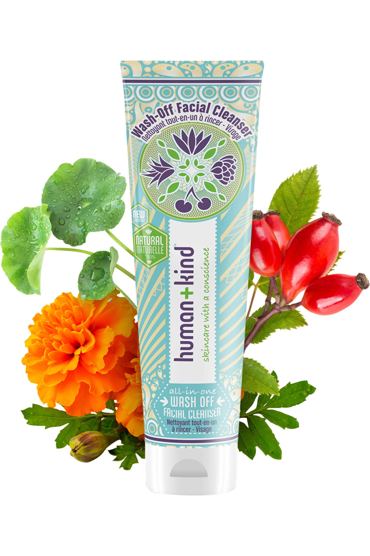 Blissim : Human + Kind - Nettoyant visage à rincer - Nettoyant visage à rincer
