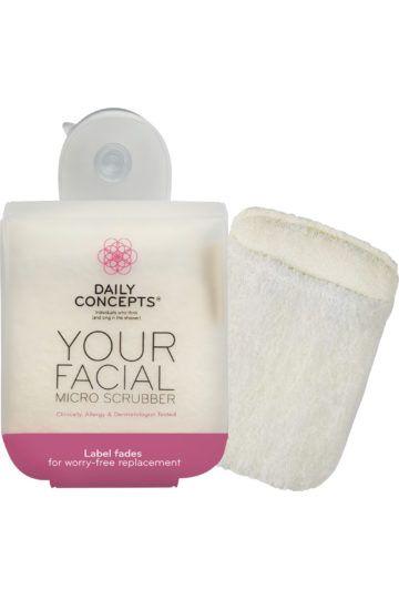 Eponge gommante visage Your Facial Micro Scrubber