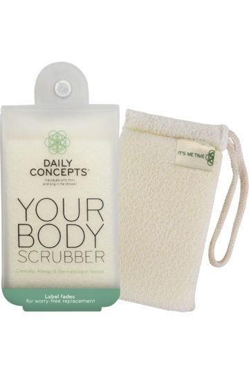 Éponge exfoliante corps Your Body Scrubber