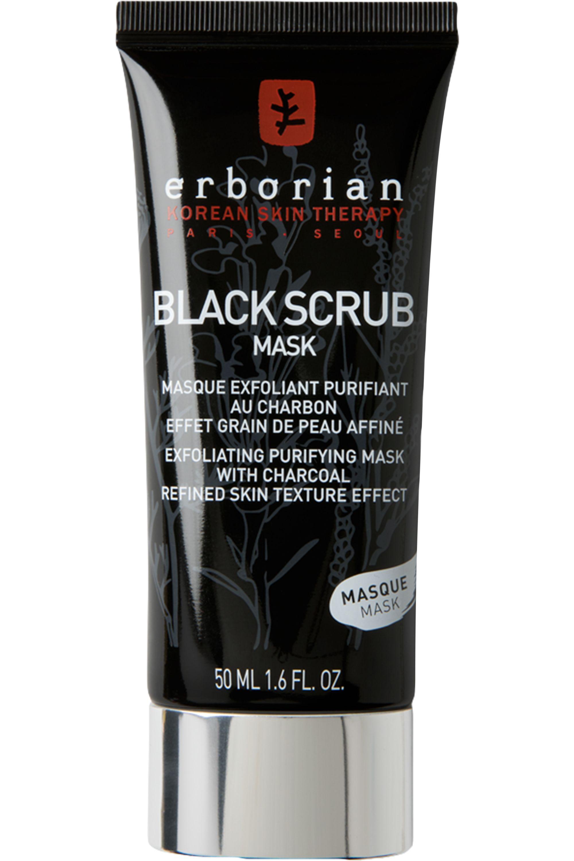 Blissim : Erborian - Masque exfoliant purifiant au charbon Black Scrub - Masque exfoliant purifiant au charbon Black Scrub
