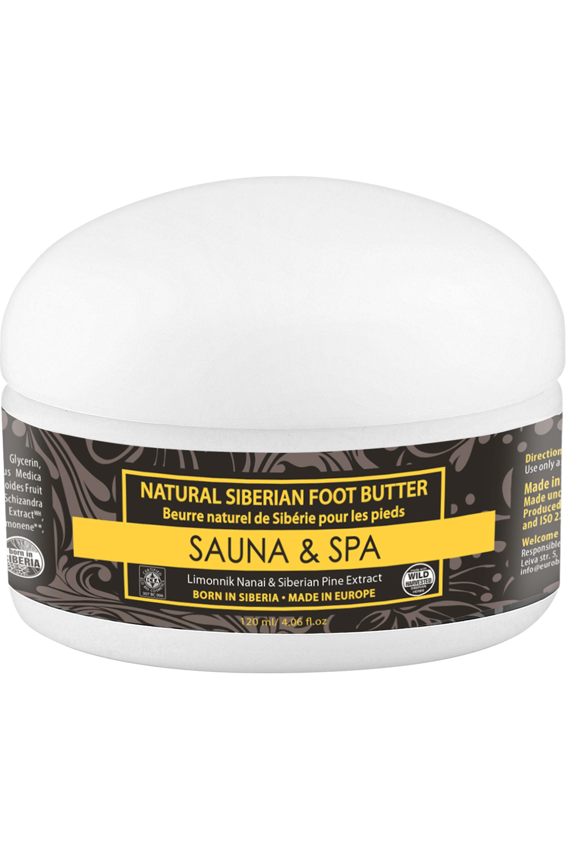 Blissim : Natura Siberica - Sauna & Spa Beurre Pieds Naturel de Sibérie - Sauna & Spa Beurre Pieds Naturel de Sibérie