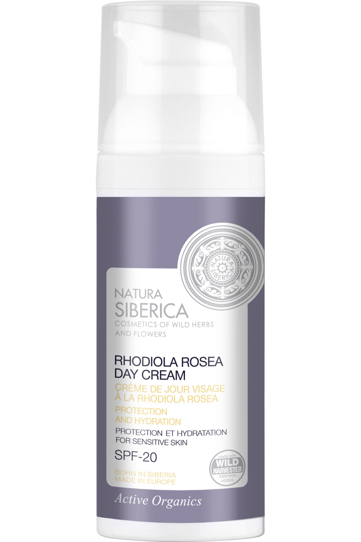 Blissim : Natura Siberica - Crème de Jour à la Rhodiola Rosea - Crème de Jour à la Rhodiola Rosea