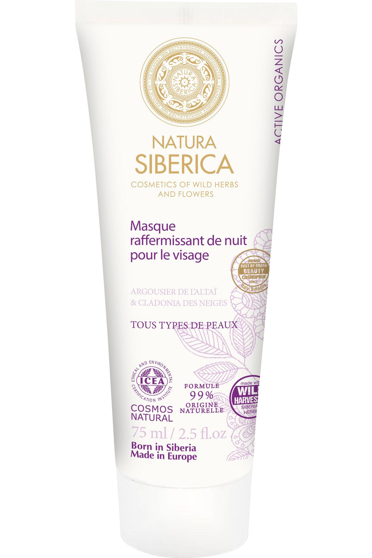 Blissim : Natura Siberica - Masque Extra-Raffermissant de Nuit pour le Visage - Masque Extra-Raffermissant de Nuit pour le Visage
