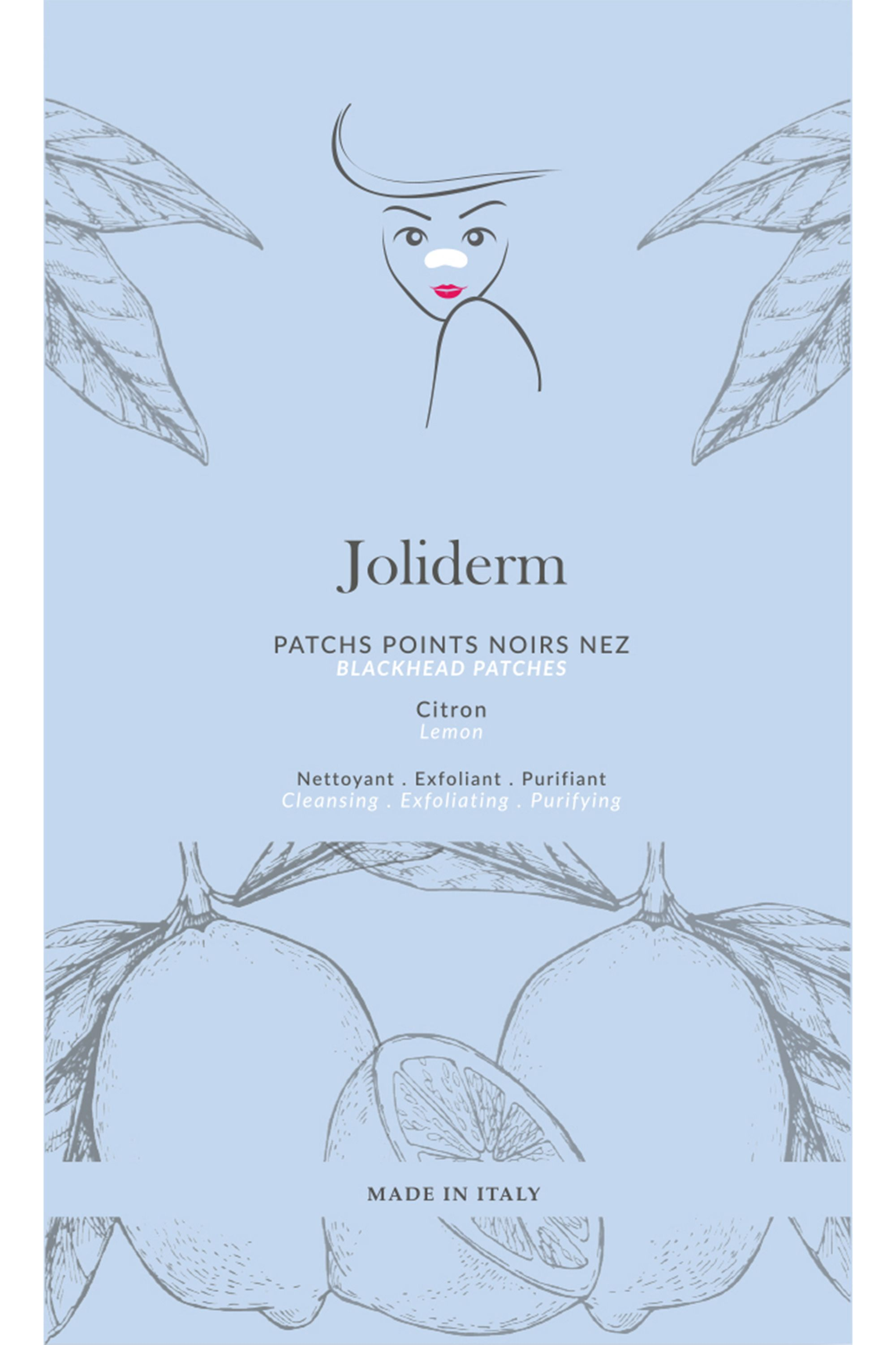 Blissim : Joliderm - Patchs points noirs nez - Patchs points noirs nez