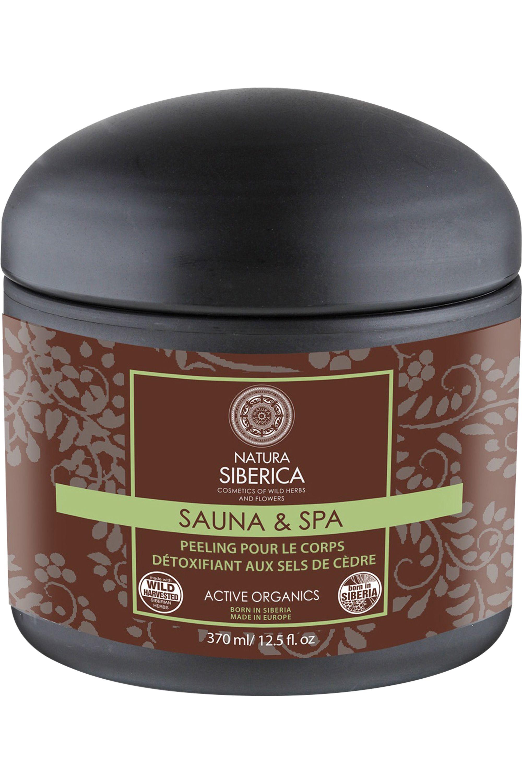 Blissim : Natura Siberica - Sauna & Spa Peeling pour le Corps aux Sels de Cèdres - Sauna & Spa Peeling pour le Corps aux Sels de Cèdres