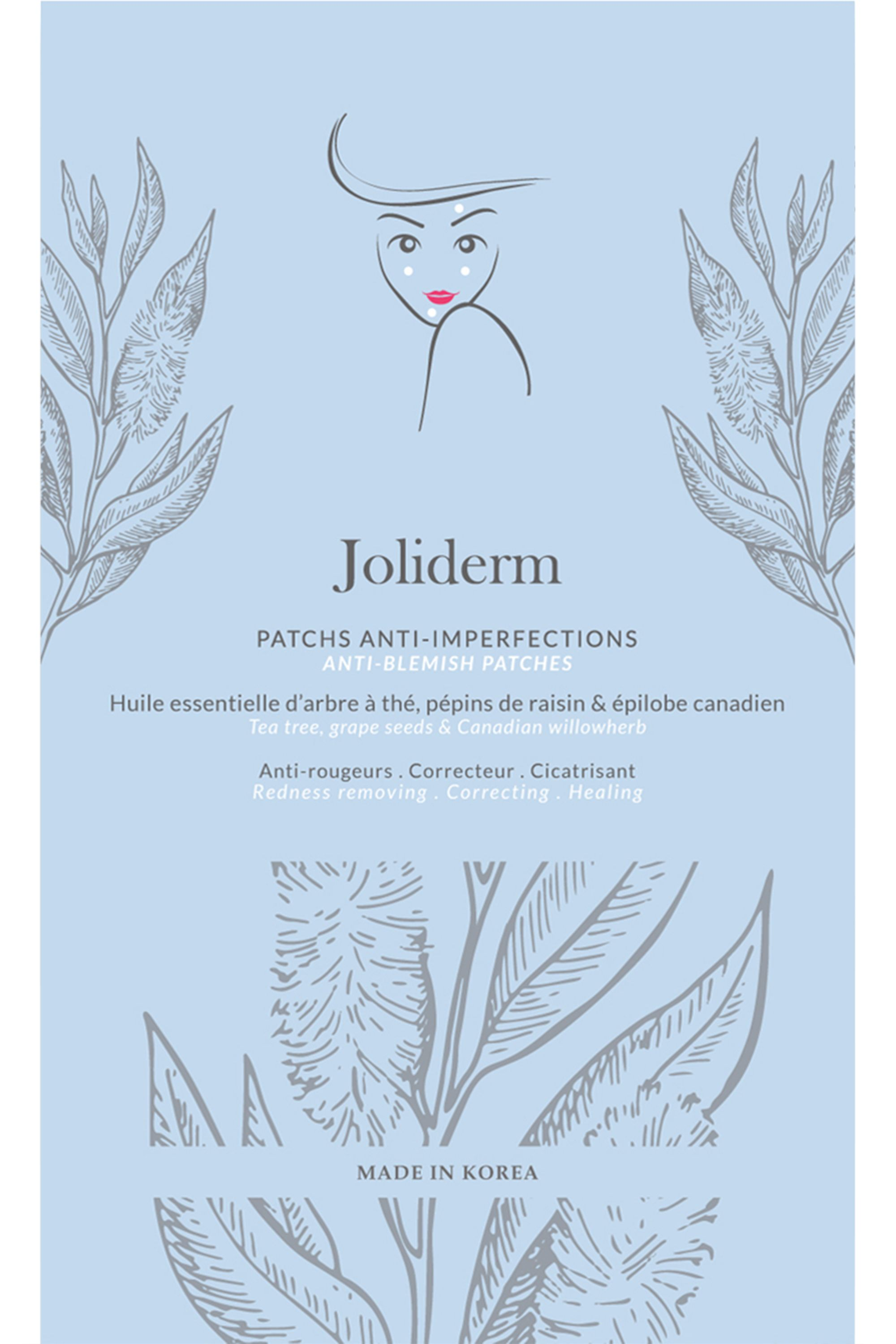 Blissim : Joliderm - Patch anti-imperfections - Patch anti-imperfections
