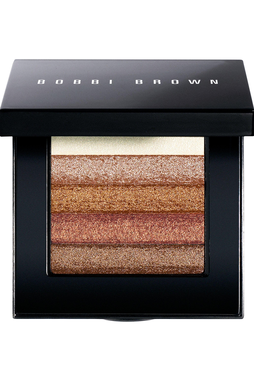 Blissim : Bobbi Brown - Poudre compacte enlumineur Shimmer Brick - Shimmer Brick Compact Bronze