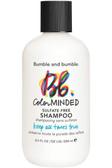 Shampoing ultra-doux brillance et protecteur de couleur Color Minded