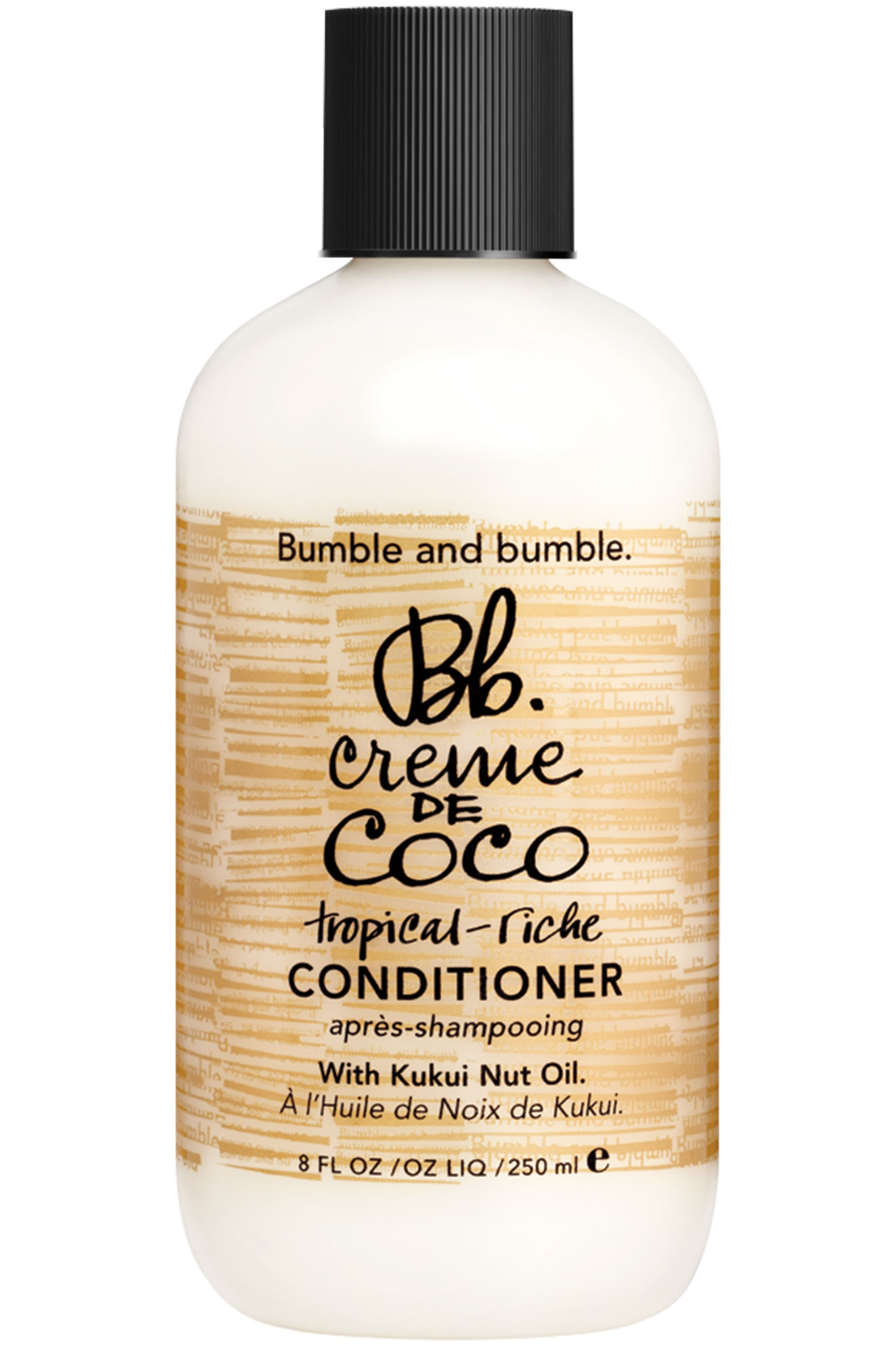 Blissim : Bumble and bumble. - Après-shampoing crème de coco - Après-shampoing crème de coco