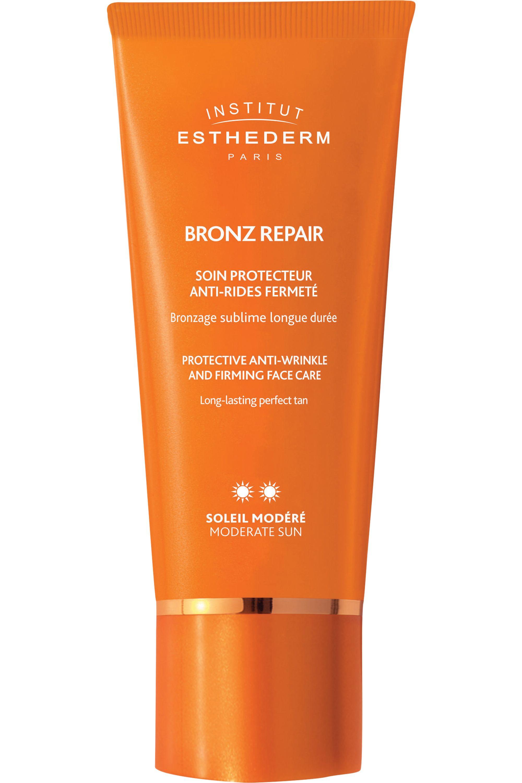 Blissim : Institut Esthederm - Crème solaire Bronz Repair - Crème solaire Bronz Repair