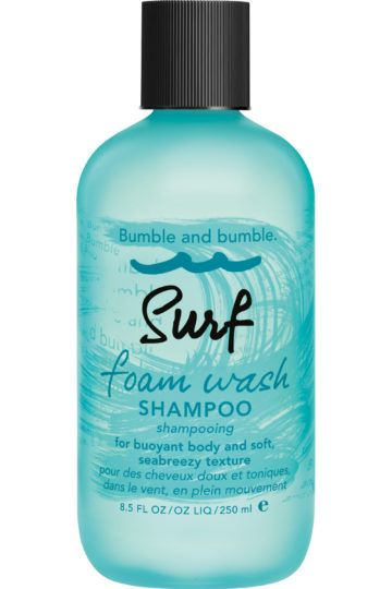 Shampoing purifiant Surf Foam Wash