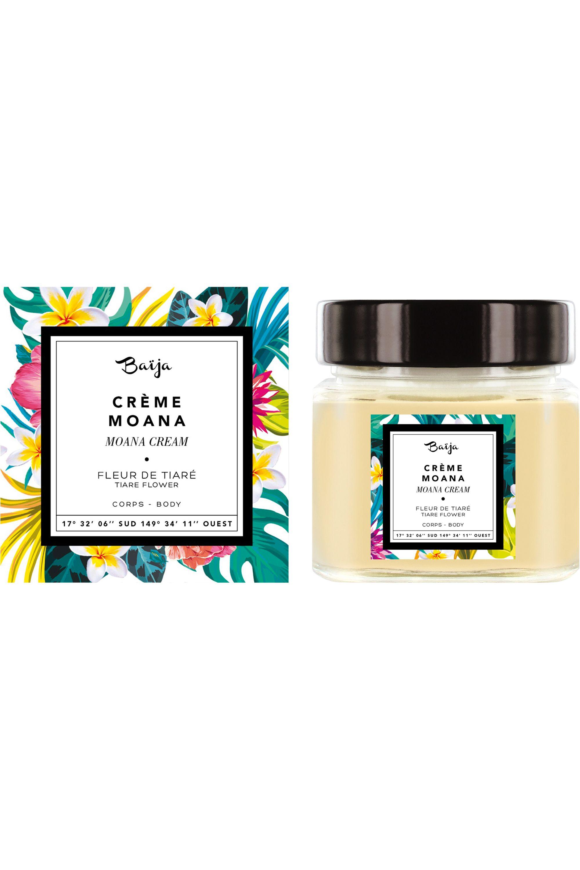 Blissim : Baïja - Crème Moana – Fleur de Tiaré - Crème Moana – Fleur de Tiaré