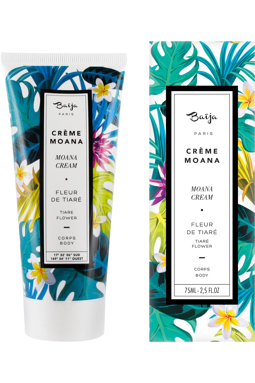 Blissim : Baïja - Crème corps Moana – Fleur de Tiaré - Crème corps Moana – Fleur de Tiaré