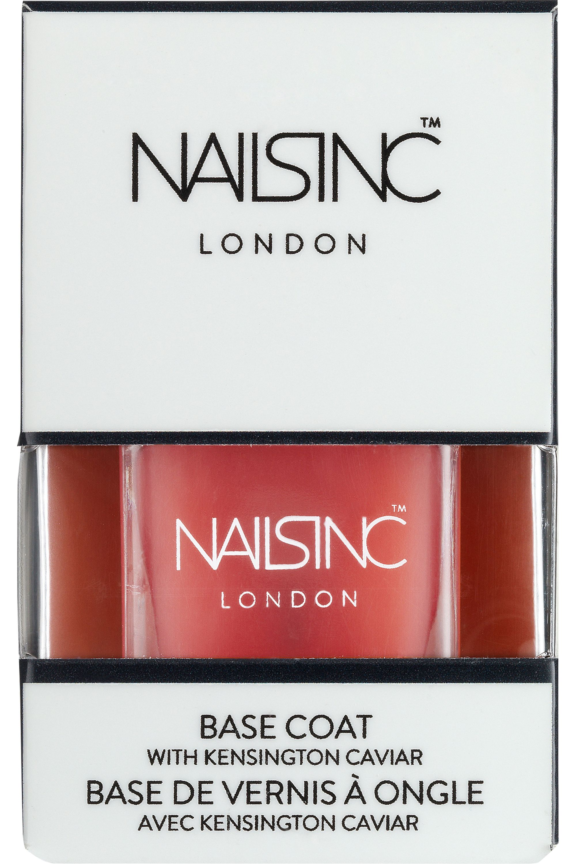 Blissim : Nailsinc - Base Coat with Kensington Caviar - Base Coat with Kensington Caviar