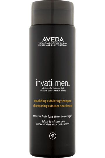 Shampoing nourrissant exfoliant pour homme Invati™