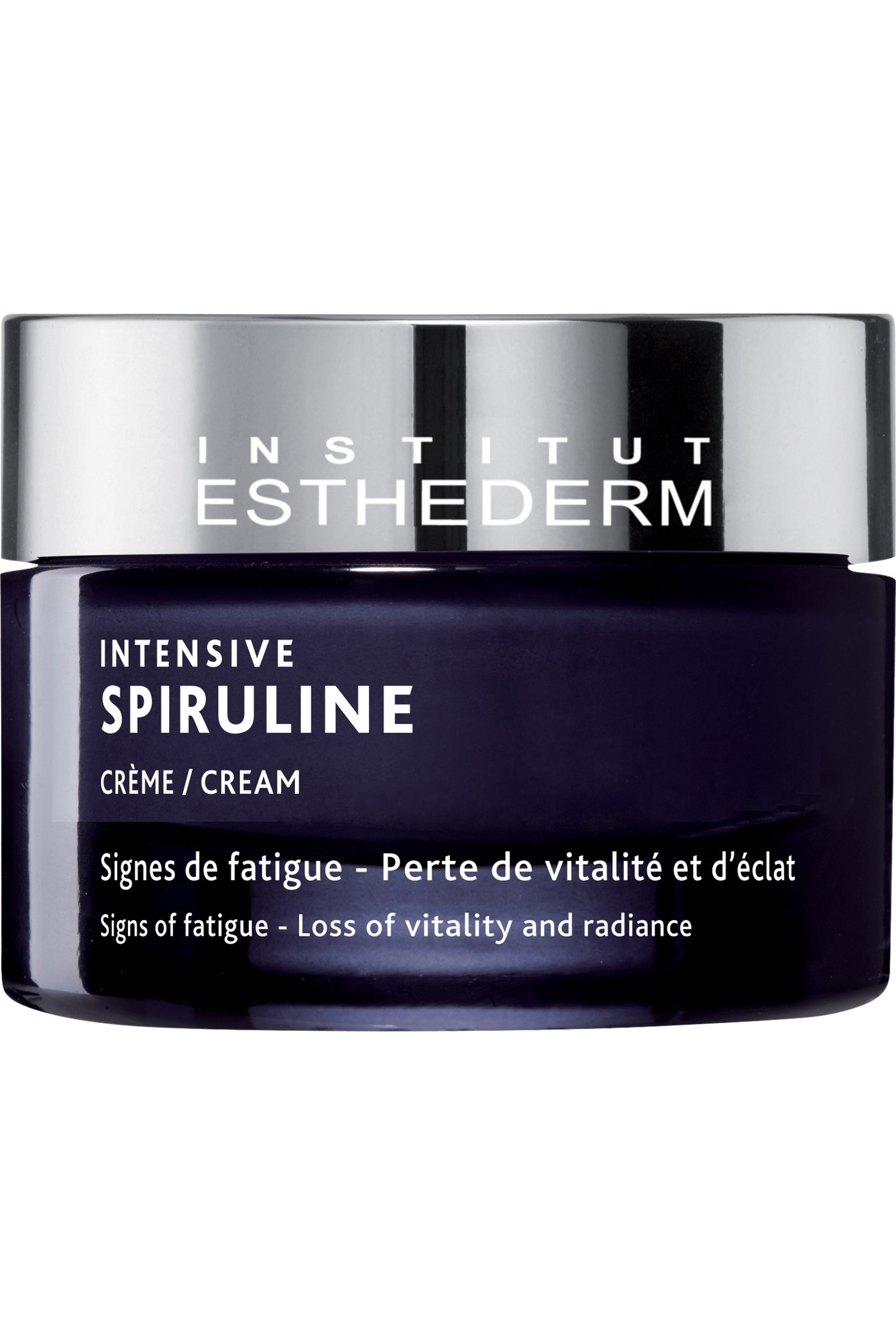 Blissim : Institut Esthederm - Crème anti-fatigue Intensive Spiruline - Crème anti-fatigue Intensive Spiruline