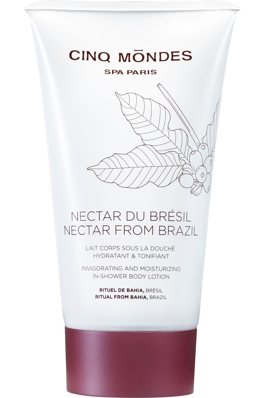 Blissim : Cinq Mondes - Lait corps de douche Nectar du Brésil - Lait corps de douche Nectar du Brésil