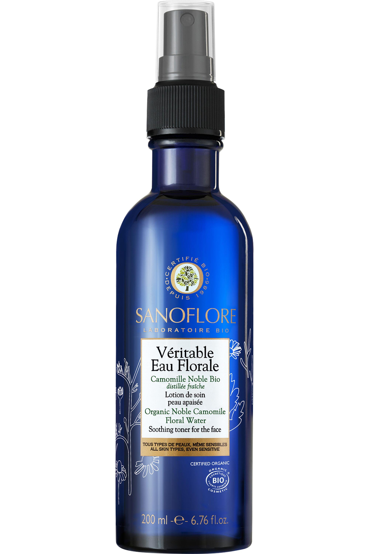 Blissim : Sanoflore - Brume réconfortante Véritable Eau Florale de Camomille - Brume réconfortante Véritable Eau Florale de Camomille