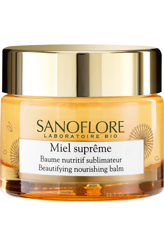 Blissim : Sanoflore - Baume nutritif visage Miel Suprême - Baume nutritif visage Miel Suprême