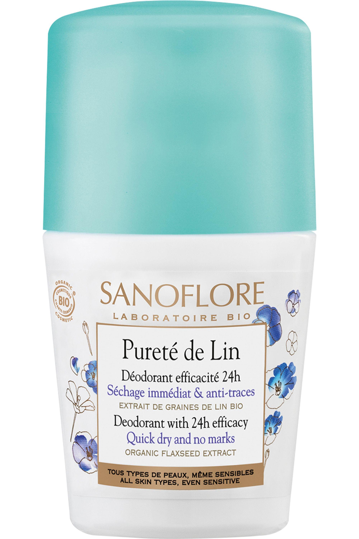 Blissim : Sanoflore - Déodorant Pureté De Lin - Déodorant Pureté De Lin
