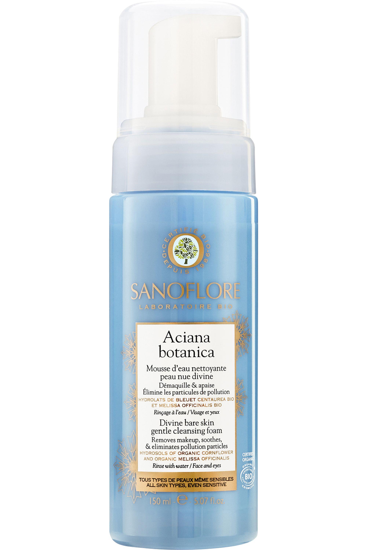 Blissim : Sanoflore - Mousse nettoyante visage et yeux Aciana Botanica - Mousse nettoyante visage et yeux Aciana Botanica