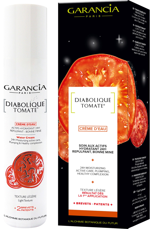 Blissim : Garancia - Crème d'eau Diabolique Tomate® - Crème d'eau Diabolique Tomate®