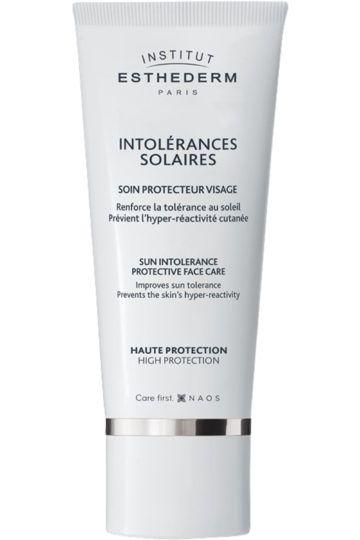 Crème protecteur visage peaux sensibles et intolérantes
