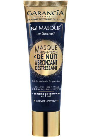 Masque auto-bronzant Bal Masqué Des Sorciers®