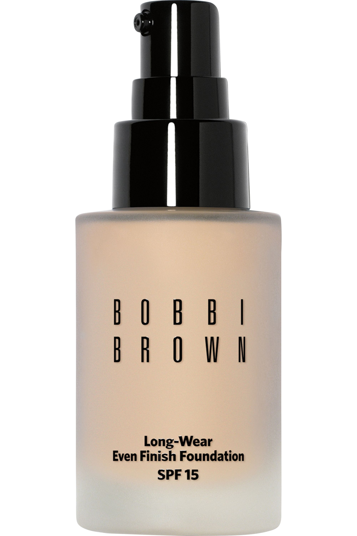 Blissim : Bobbi Brown - Fond de teint fluide Long-Wear Even Finish SPF15 - Fond de teint fluide Long-Wear Even Finish SPF15