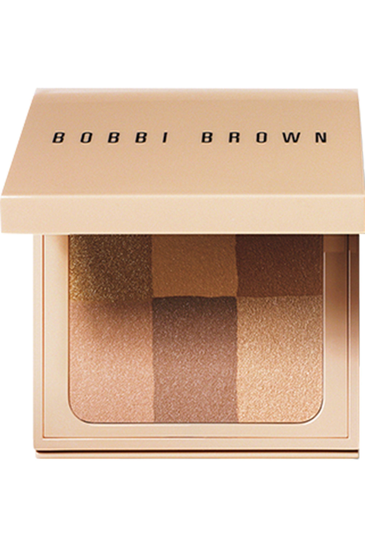Blissim : Bobbi Brown - Poudre illuminatrice pressée Nude Finish - Poudre illuminatrice pressée Nude Finish