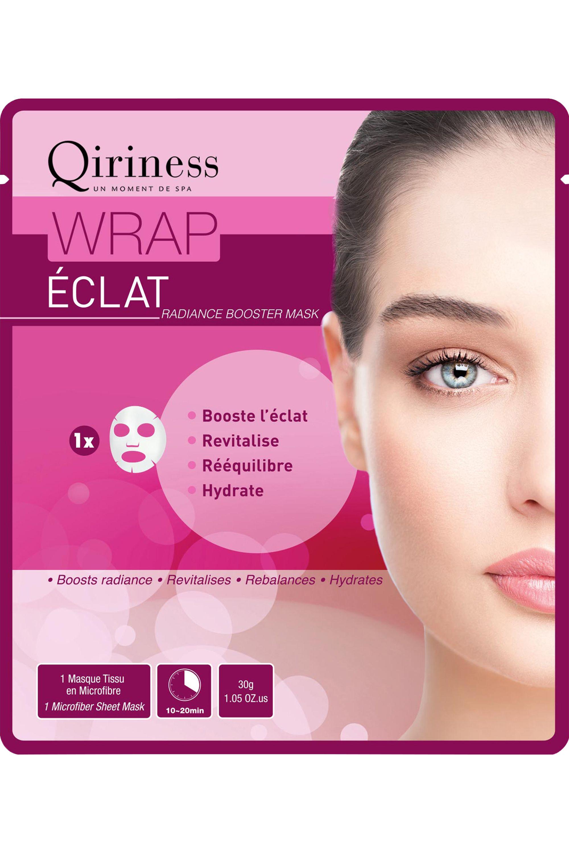 Blissim : Qiriness - Masque Wrap Eclat - Masque Wrap Eclat