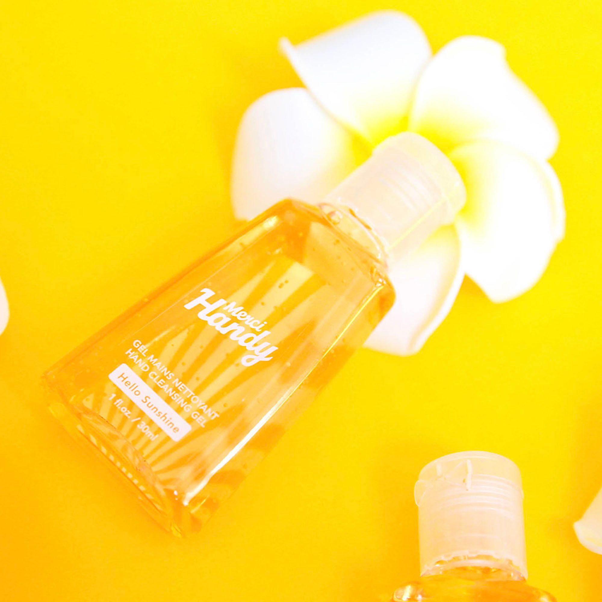Blissim : Merci Handy - Gel nettoyant mains - Hello Sunshine