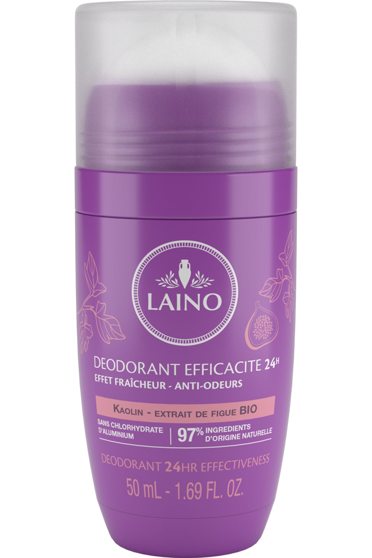 Blissim : Laino - Déodorant 24h - Figue