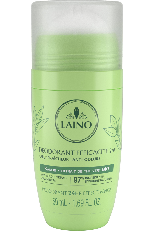 Blissim : Laino - Déodorant 24h - Thé Vert