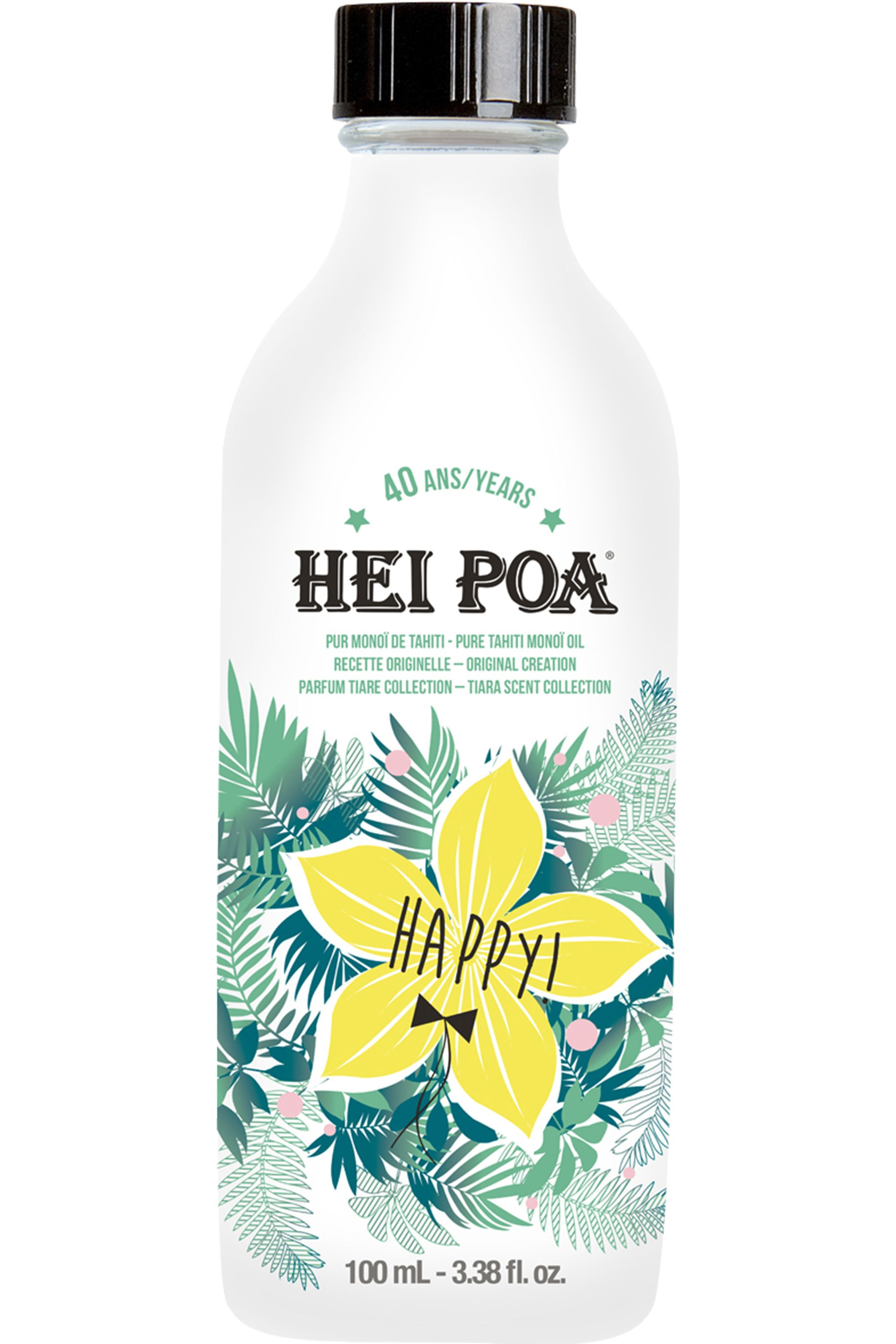 Blissim : Hei Poa - Pur Monoï Happy - Pur Monoï Happy