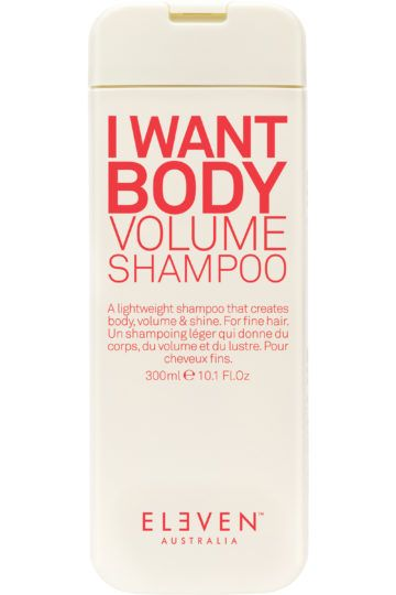 Shampoing volumateur I Want Body