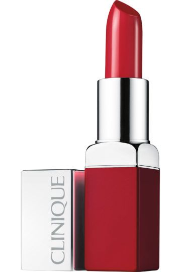 Rouge à lèvres intense + base lissante Clinique Pop™