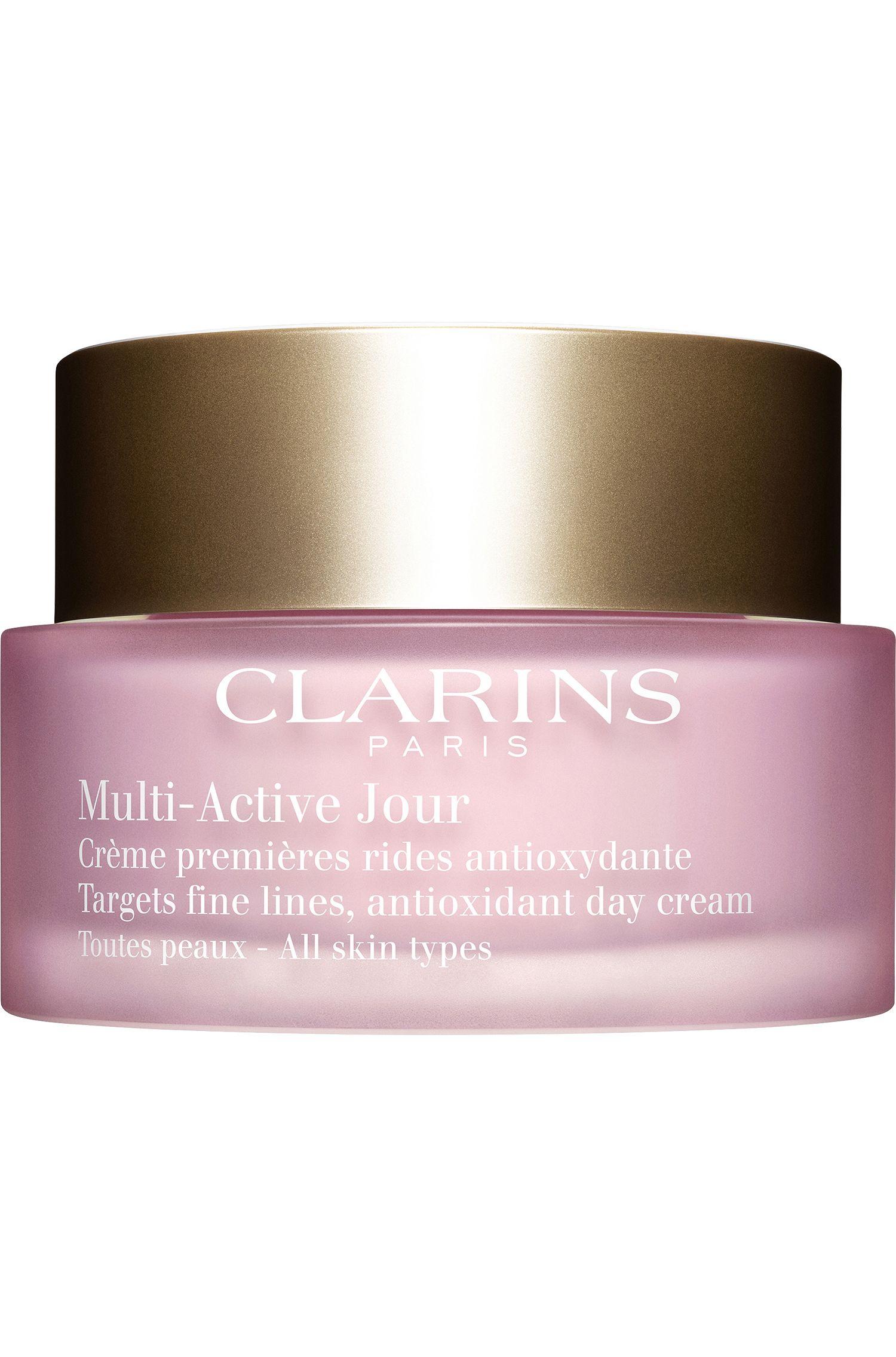 Blissim : Clarins - Crème jour première rides anti-oxydante Multi-Active - Toutes Peaux